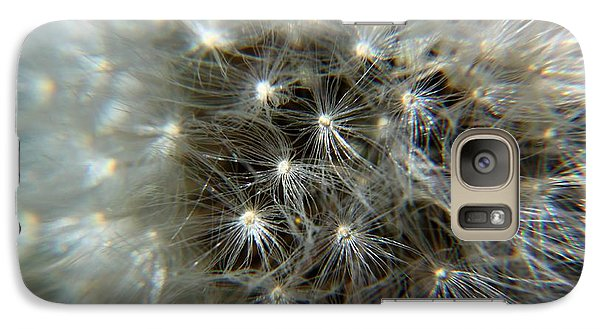 Galaxy Case featuring the photograph Sparkler - Closeup by Ramabhadran Thirupattur