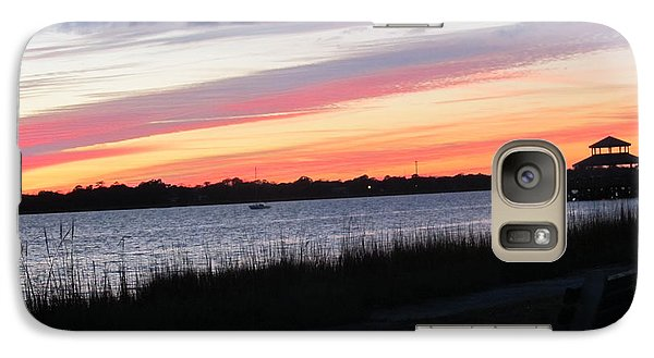 Galaxy Case featuring the photograph Spectacular Park View by Joetta Beauford