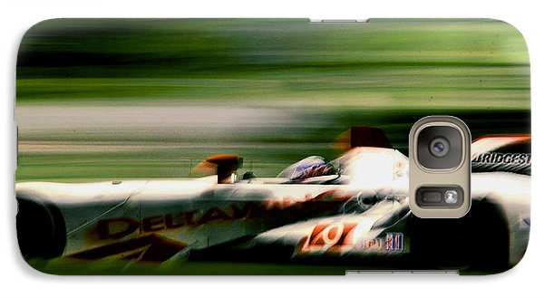 Galaxy Case featuring the photograph Speed by Michael Nowotny