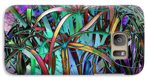 Galaxy Case featuring the photograph Spider Lilly by Athala Carole Bruckner