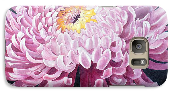Galaxy Case featuring the painting Spider Mum by Debbie Hart
