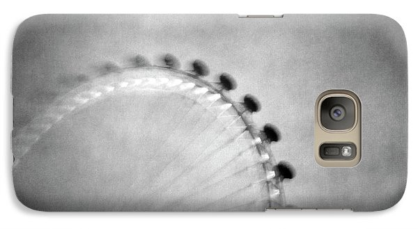 London Eye Galaxy S7 Case - Spinning Round by Vangelis Bagiatis