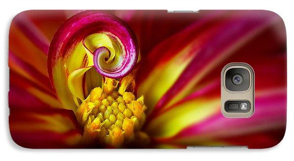 Spiral Galaxy S7 Case