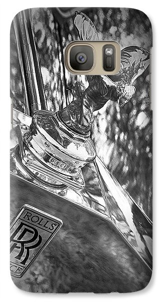 Galaxy Case featuring the photograph Spirit Of Ecstasy by Alan Raasch