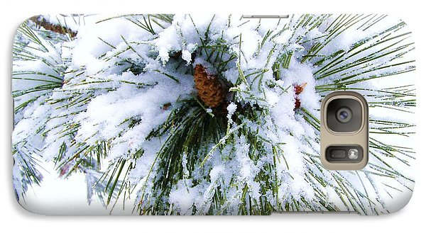 Galaxy Case featuring the photograph Spirit Of Pine by Margie Amberge