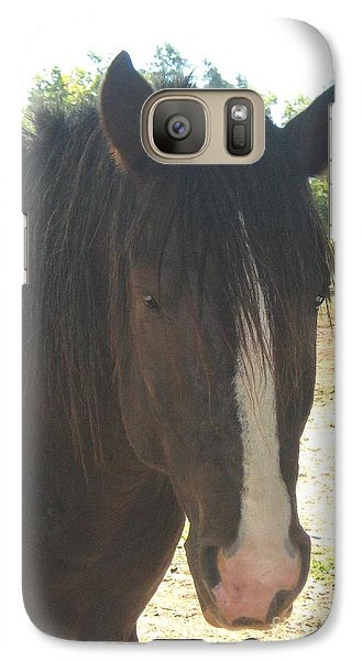 Galaxy Case featuring the photograph Spirit by Wendy Coulson