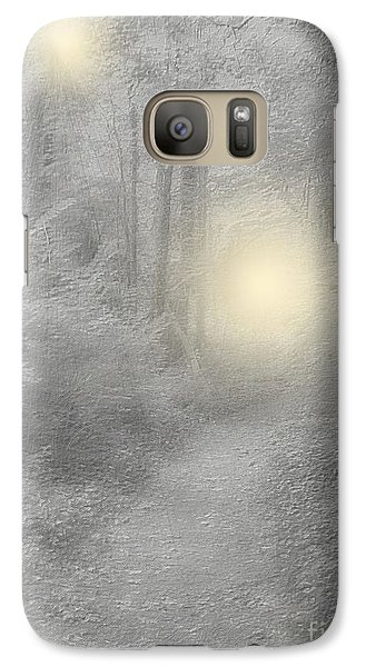 Galaxy Case featuring the photograph Spirits Of Avalon by Roxy Riou