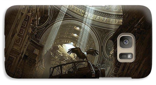 Spiritual Archives II Galaxy S7 Case
