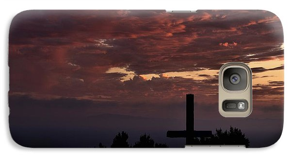Galaxy Case featuring the photograph Spiritual Retreat by Michael Gordon