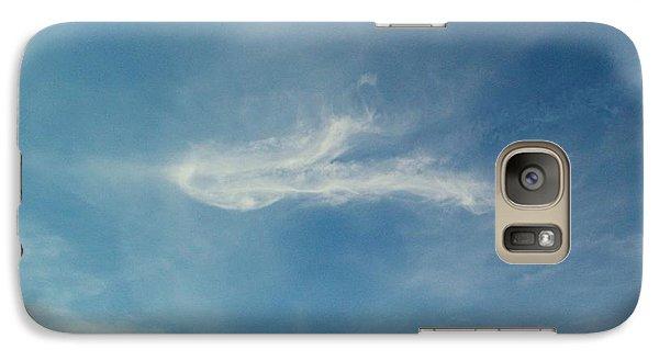 Galaxy Case featuring the photograph Sylph Elemental by Deborah Moen