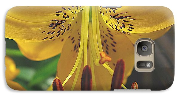 Galaxy Case featuring the photograph Spread Your Wings by John S