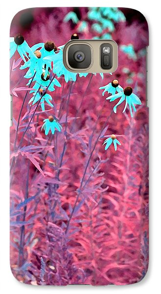 Galaxy Case featuring the photograph Spring 3 by Ayasha Loya