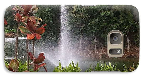 Galaxy Case featuring the photograph Spring by Alohi Fujimoto