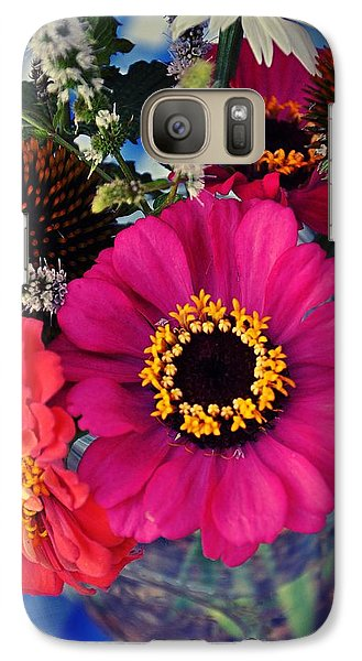 Spring Bouquet Galaxy S7 Case