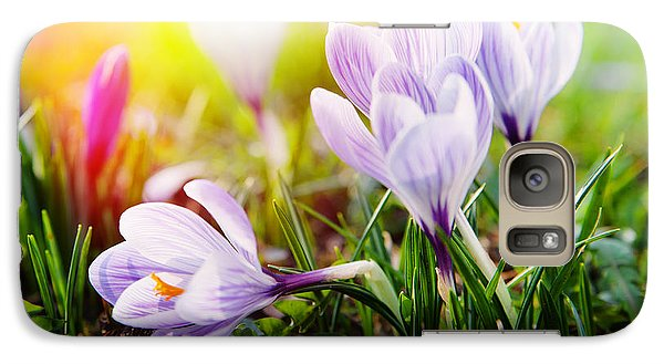 Galaxy Case featuring the photograph Spring by Christine Sponchia