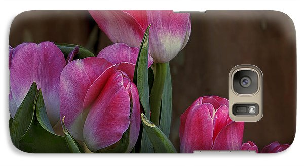 Galaxy Case featuring the photograph Spring Color by Robert Pilkington