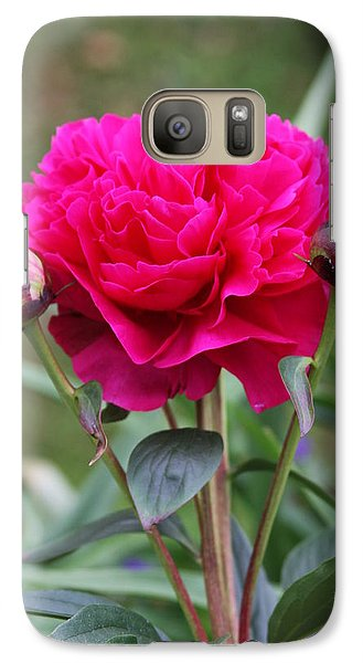 Galaxy Case featuring the photograph Spring Flowers by Vadim Levin