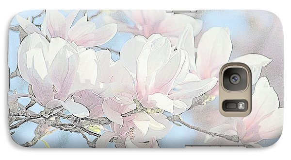 Galaxy Case featuring the photograph Spring Has Arrived 3 by Susan  McMenamin