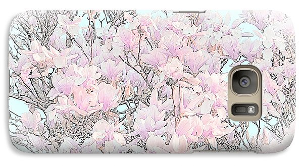 Galaxy Case featuring the photograph Spring Has Arrived I by Susan  McMenamin