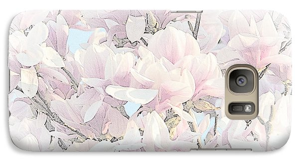 Galaxy Case featuring the photograph Spring Has Arrived II  by Susan  McMenamin
