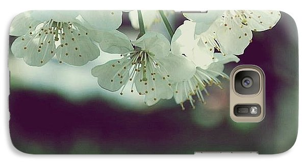 Galaxy Case featuring the photograph Spring In My Heart by Marija Djedovic