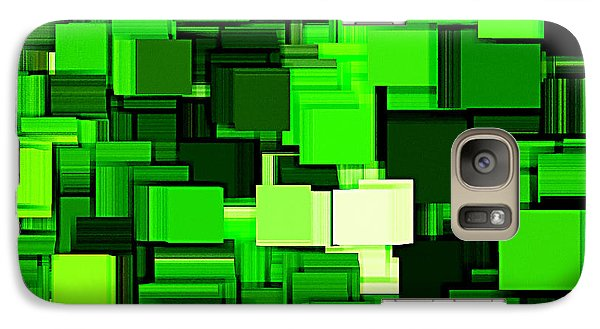 Spring Modern Abstract Xiv Galaxy Case by Lourry Legarde