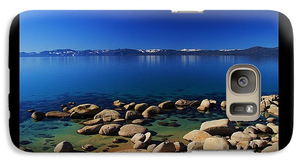 Galaxy Case featuring the photograph Spring Simplicity by Sean Sarsfield