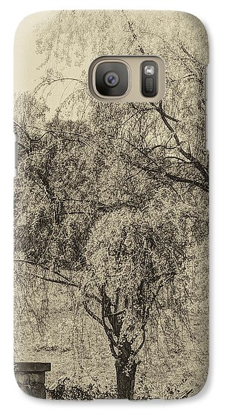 Galaxy Case featuring the photograph Spring by Skip Tribby
