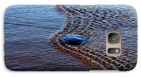 Galaxy Case featuring the photograph Spring Thaw by Kimberly Mackowski