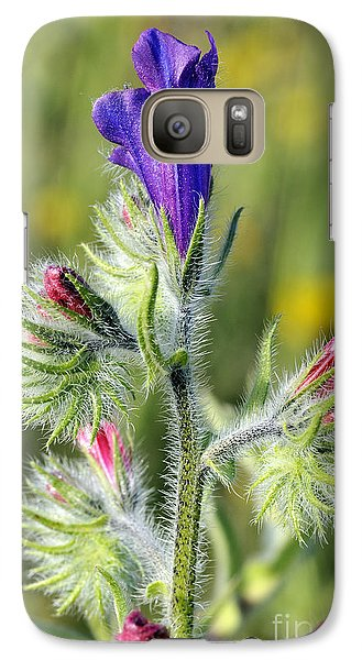 Galaxy Case featuring the photograph Spring Wild Flower by George Atsametakis