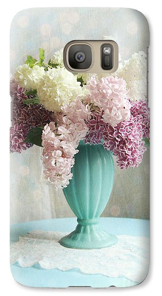 Galaxy Case featuring the photograph Spring's Glory by Sylvia Cook