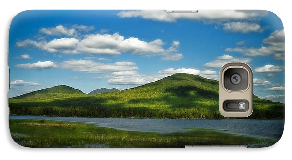 Galaxy Case featuring the photograph Springtime In The Bigelow Mountains by Alana Ranney