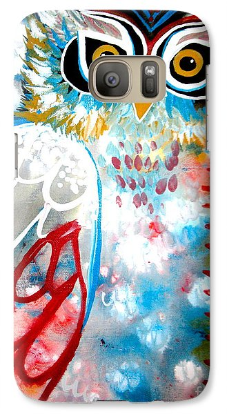 Galaxy Case featuring the painting Sprinkles by Amy Sorrell
