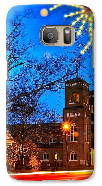 Galaxy Case featuring the photograph St. Alphonsus Catholic Church by Jim Albritton