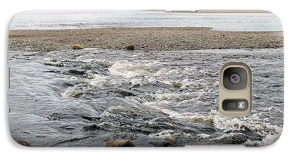 Galaxy Case featuring the photograph St John River 2 by Gene Cyr