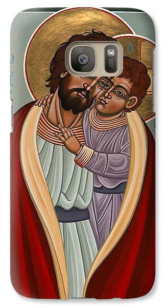 St. Joseph And The Holy Child 239 Galaxy S7 Case