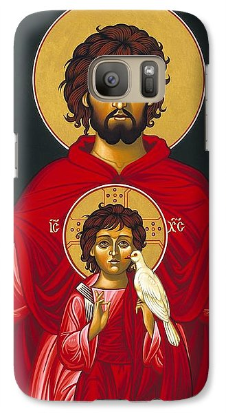 St. Joseph Shadow Of The Father 039 Galaxy S7 Case