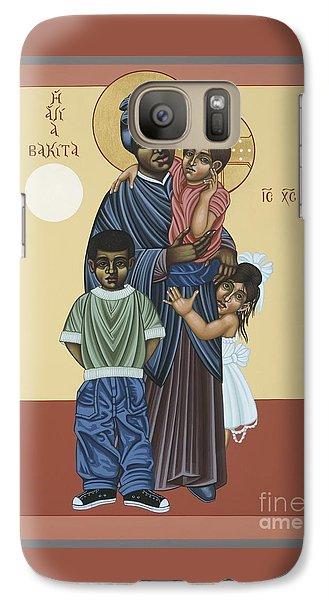 St. Josephine Bakhita Universal Sister 095 Galaxy S7 Case