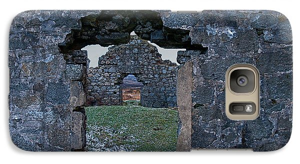Galaxy Case featuring the photograph St. Kevin's Way by Kathleen Scanlan