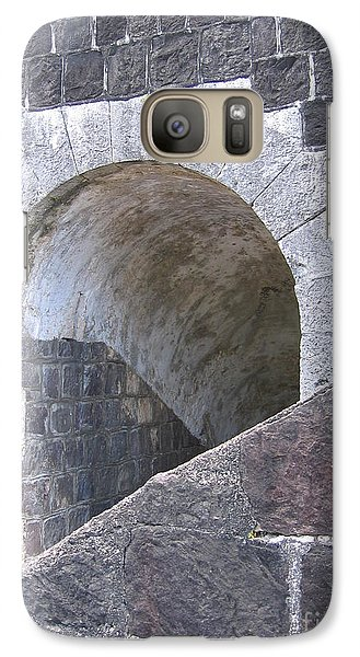 Galaxy Case featuring the photograph St. Kitts  - Brimstone Hill Fortress by HEVi FineArt