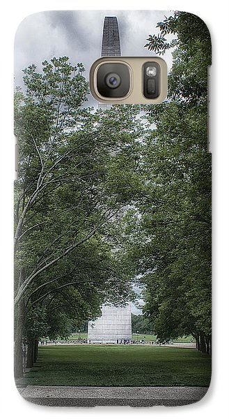 St Louis Arch Galaxy S7 Case by Lynn Geoffroy