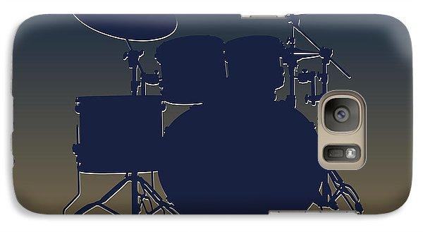 St Louis Rams Drum Set Galaxy S7 Case by Joe Hamilton