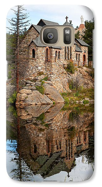 Galaxy Case featuring the photograph St. Malo by Jim Garrison