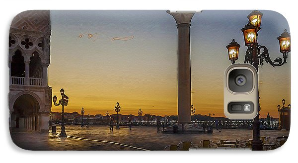 St Marks Square Galaxy S7 Case