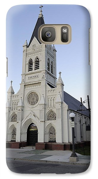 Galaxy Case featuring the photograph St. Peter's by Fran Riley