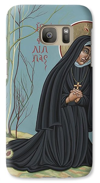 Galaxy Case featuring the painting St. Philippine Duchesne 259 by William Hart McNichols