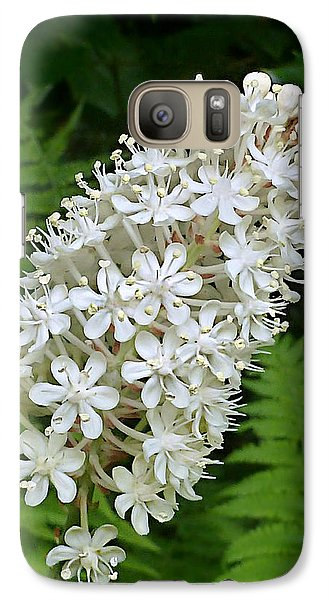 Galaxy Case featuring the photograph Stagger Grass Lily by William Tanneberger