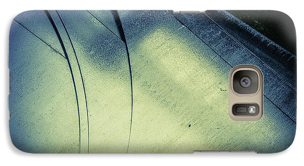 Galaxy Case featuring the photograph Stainless Steel Number 2 by Craig Perry-Ollila