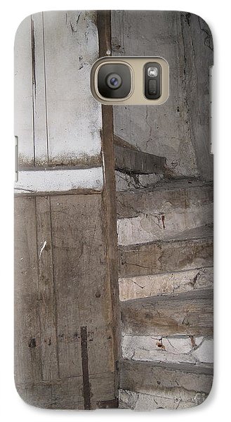 Galaxy Case featuring the photograph Staircase by HEVi FineArt
