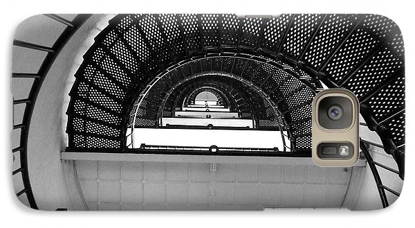 Galaxy Case featuring the photograph Stairs by Andrea Anderegg